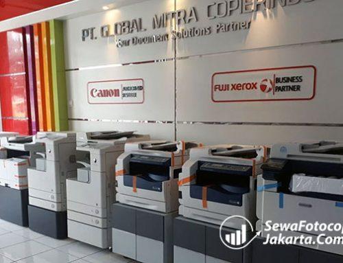 Sewa Mesin Fotocopy Jakarta Pusat