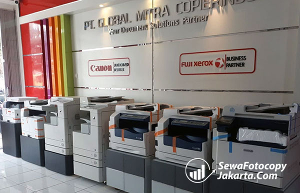 Sewa Mesin Fotocopy Jakarta Utara